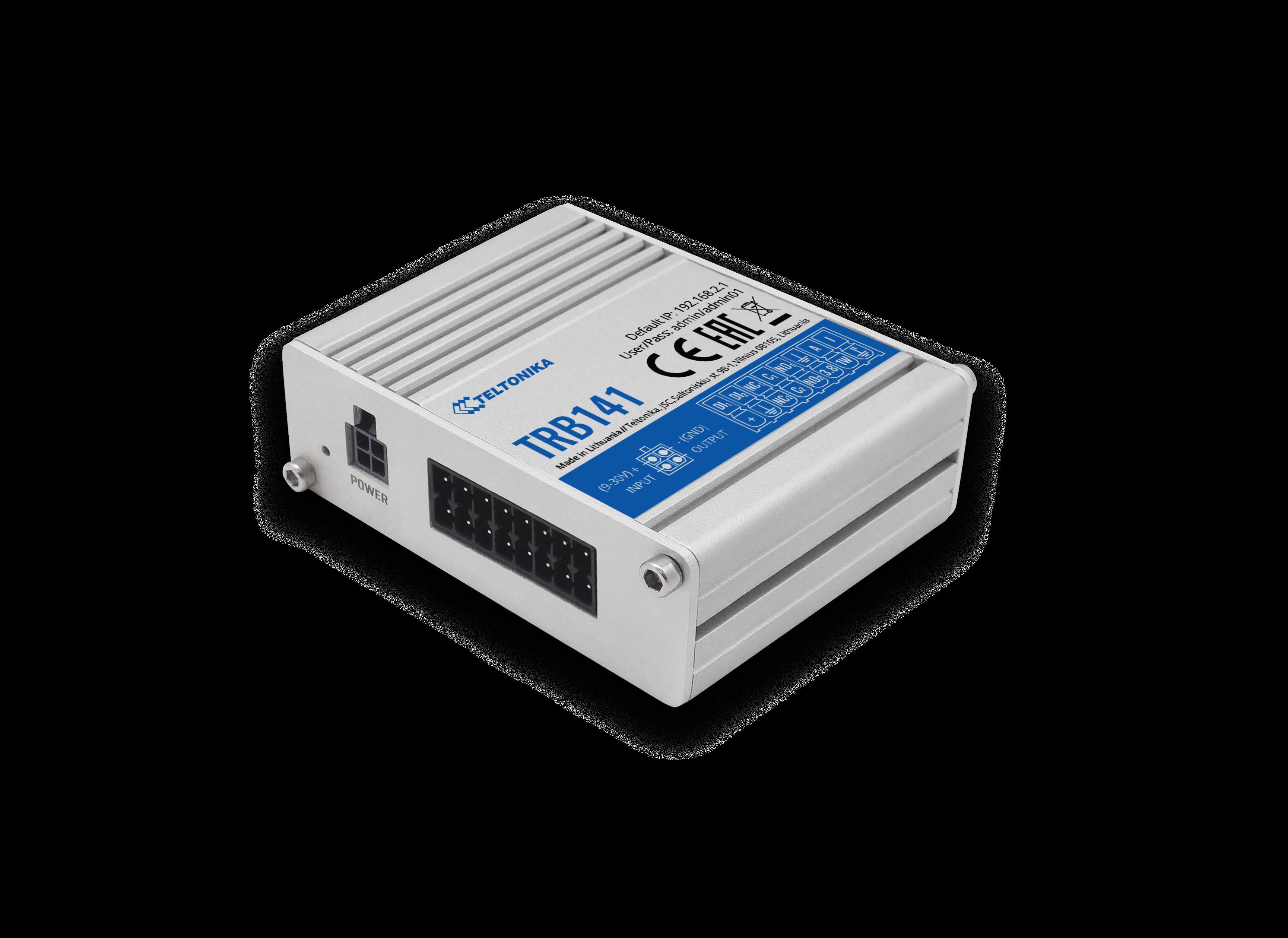 TRB141 – Gateway LTE CAT1 con IO